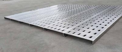 Панель паркетная доска, алюминиевая Лор Рейда Эвакуаторов