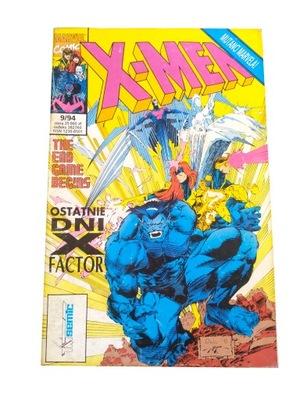 X-MEN 9/94