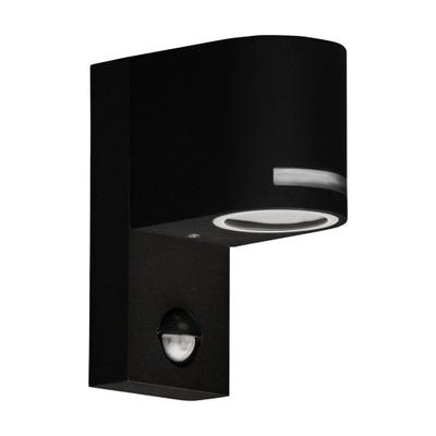 Fasáda lampa LED nástenné svietidlo s pohybovým senzorom