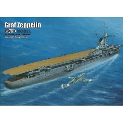 Angraf № 1/08 немецкий авианосец Graf Цеппелин