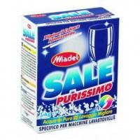 MADEL Sale sól MORSKA do zmywarki 1 kg