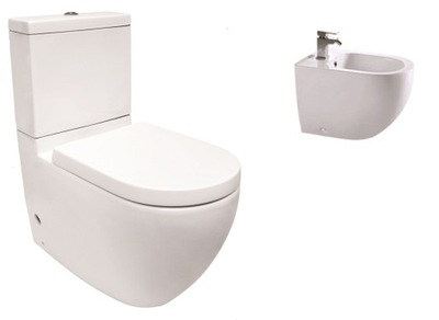 Биде+ ?????????? туалет VIEANY CATANI spl. Geberit SLIM