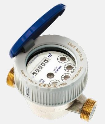 BMeters водомер 1 /2 мокрая холодная вода 1 ,5м3/час.234