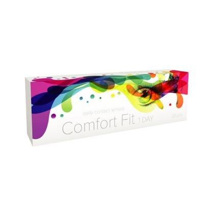 Soczewki kontaktowe jednodniowe Comfort Fit 1-Day