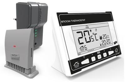 TECH st-290 v2 bezdrôtový miestnosti regulátor