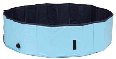 Basen dla psa kota zwierząt 120x30cm Kąpiel Trixie