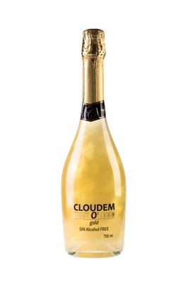 Напиток искристый Cloudem блеск безалкогольные gold0%