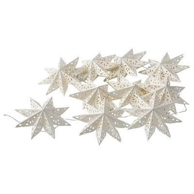 Праздничный instagram звезды LED бумаги 10 звезды