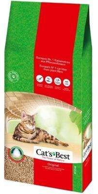 JRS Cat 'S Best Eco эко плюс Крошка original 40 L