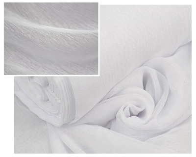 СОБОЛЯ НА ГАРДИНЫ Белый ДОЖДИК вуаль 290cm Ткань