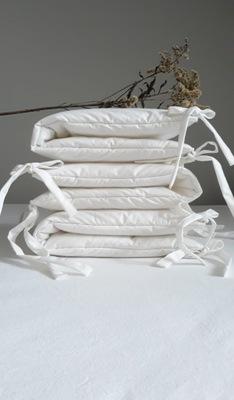 Протектор на целые детская 70x140 - Белый