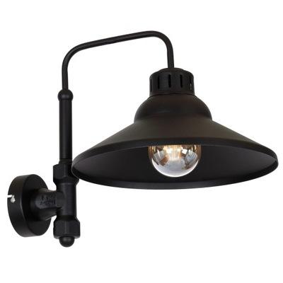 Svetlo sconce kovové loft retro black BRIT 0669 L