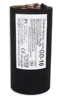 Granat dymny EKRAN do ASG PAINTBALL GD-10 B&G
