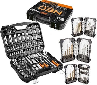 Neo Tools 08-666 набор ключей ТОРЦЕВЫХ  !