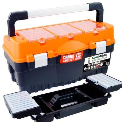 SKRZYNKA NARZĘDZIOWA walizka skrzynia PRACTIC S600