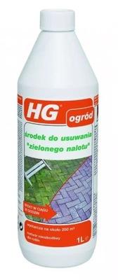 HG Средство ??? удаления зеленого налета и мха 1л
