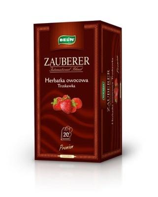??? Белен ZAUBERER фруктовая с ароматом клубники