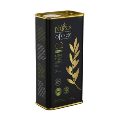 k24 Греческая оливковое масло Physis of Crete Ноль .2 EV 2019 5л