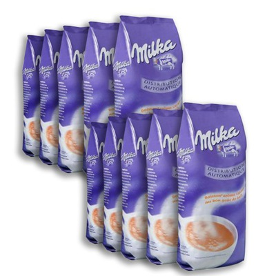 шоколад MILKA растворимый instant vending 10 кг