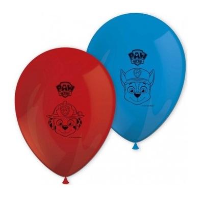 Воздушные шары Instagram день Рождения Собачий Патруль -8 штук