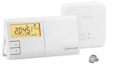 Ovládač wireless SALUS 091 FL/RF + ZADARMO!!!