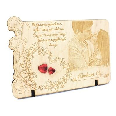 подарок день святого instagram ВАШИ ?????????? гравер на древесине