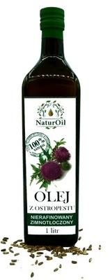 масло из расторопши на усиление 1 л. NaturOil