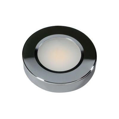 Oprawa Lampa Meblowa Podszafkowa Chrom LED 5W 230V