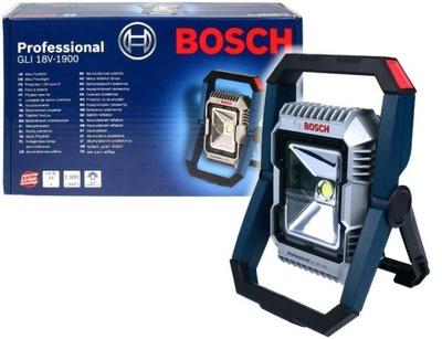 ЛАМПА аккумуляторная 14 ,4В 18V GLI 18V-1900 Bosch