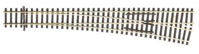 Кроссовер EW3 12  . правый, масштаб ТТ, Tillig 83341