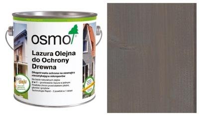 Olejové FARBY Pruská MODRÁ OSMO na terasy 0,75 L patinou