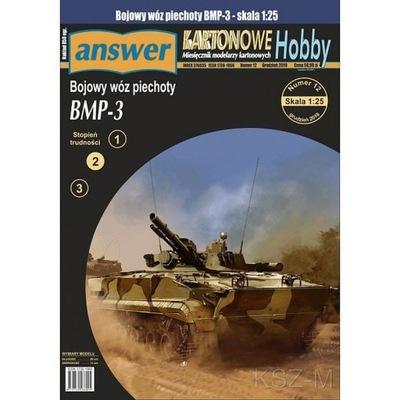 Answer 12/19 - Bojowy wóz piechoty BMP-3 1:25