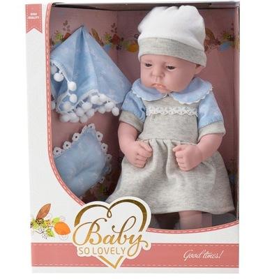 Bábika-Dieťa, dieťa detské oblečenie 34 cm