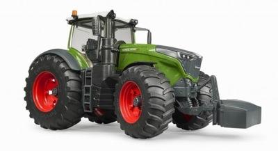 04040 BRUDER traktor Fendt vymeniteľné VEĽKÉ kolesá