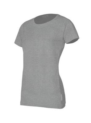 Koszulka T-Shirt damska szara S Lahti Pro