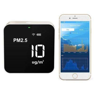Pyłomierz Датчик смога качества воздуха AQI Wi-fi