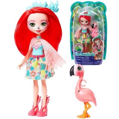 Enchantimals Pet Doll FANCI HORIACE GFN42