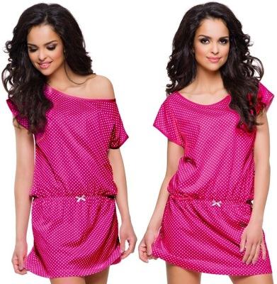 71938adb1ace00 Pomysł na prezent dla niej – koszulka nocna - Allegro.pl