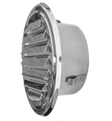 воздухозаборник воздуха сталь - fi 100мм