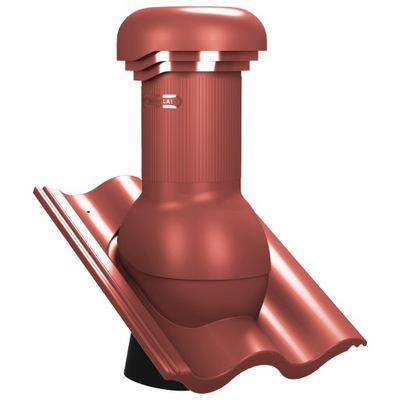 Elektrický ventilátor Pro 150mm na Braas Keltské