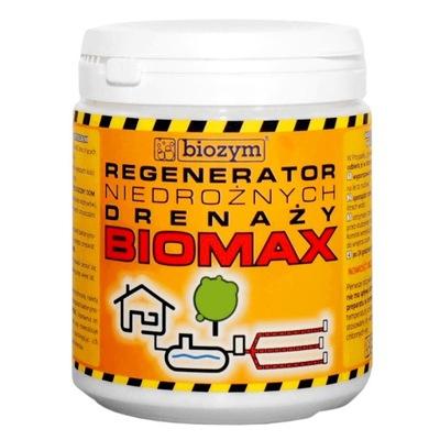 Biozym BIOMAX Drenaż Regenerator Odtłuszczacz 800g