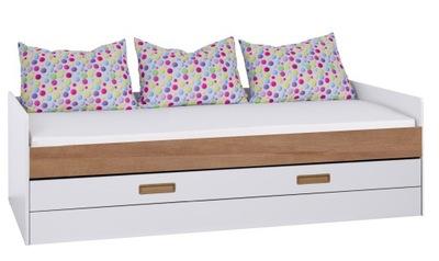 кровать GRANT 10 двойные плавающее 90х200 с подушки