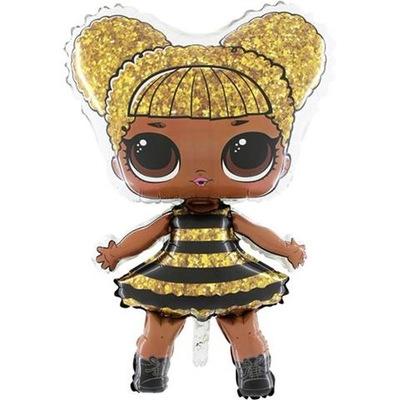 Fóliový Balón LOL Bee Prekvapenie Narodeniny 36 palcový