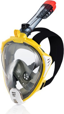 Maska pełnotwarzowa L/XL AQUA SPEED nie parująca!