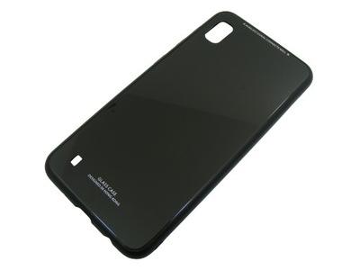 GLASS CASE do Samsung A10 A105 czarny