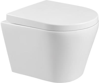 MEXEN РИКО миска туалет доска медленно instagram переплет