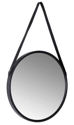 зеркало Круглые висящий В СТРОКЕ чердак черные 50 СМ