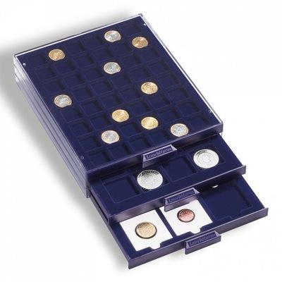 Kaseta SMART na 20 monet do 41 mm - Leuchtturm
