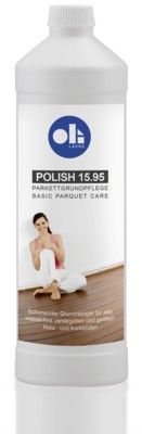Oli Aqua poľský pre Matne lakované podlahy 1 L