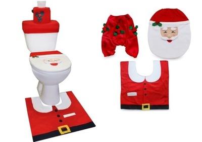 комплект праздничный ??? ванные комнаты, чехол Николай туалет
